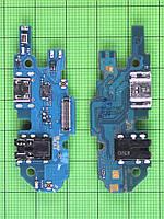 Плата разъема USB Samsung Galaxy A10 2019 A105F orig-china