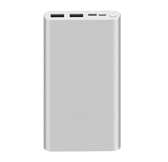 Xiaomi Mi Power Bank 3 NEW 10000 mAh Type-C PLM13ZM VXN4259CN