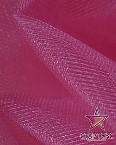 Фатин средней жесткости Crystal Tul Розовый