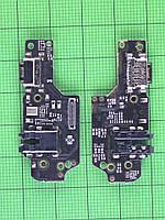 Плата разъема USB Type-C Redmi Note 8 copyAA