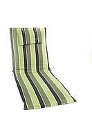 Матрас на шезлонг, лежак,  кресло садовое