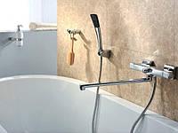Смесители для ванной. Типы и особенности каждого вида.