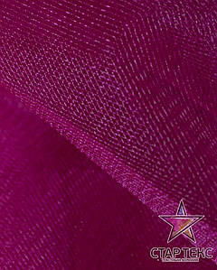 Фатин средней жесткости Crystal Tul Темная Малина