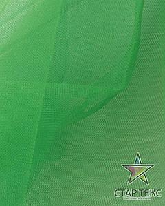 Фатин средней жесткости Crystal Tul Травяной
