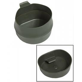 Кружка складная Wildo Fold-A-Cup Mil-Tec 600 мл олива