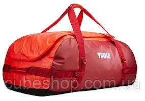 Спортивная сумка-рюкзак Thule Chasm 130L Roarange (оранжевый-красный)