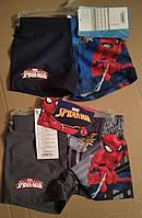 Плавки-боксеры для мальчиков Spider Man 2-7/8 лет
