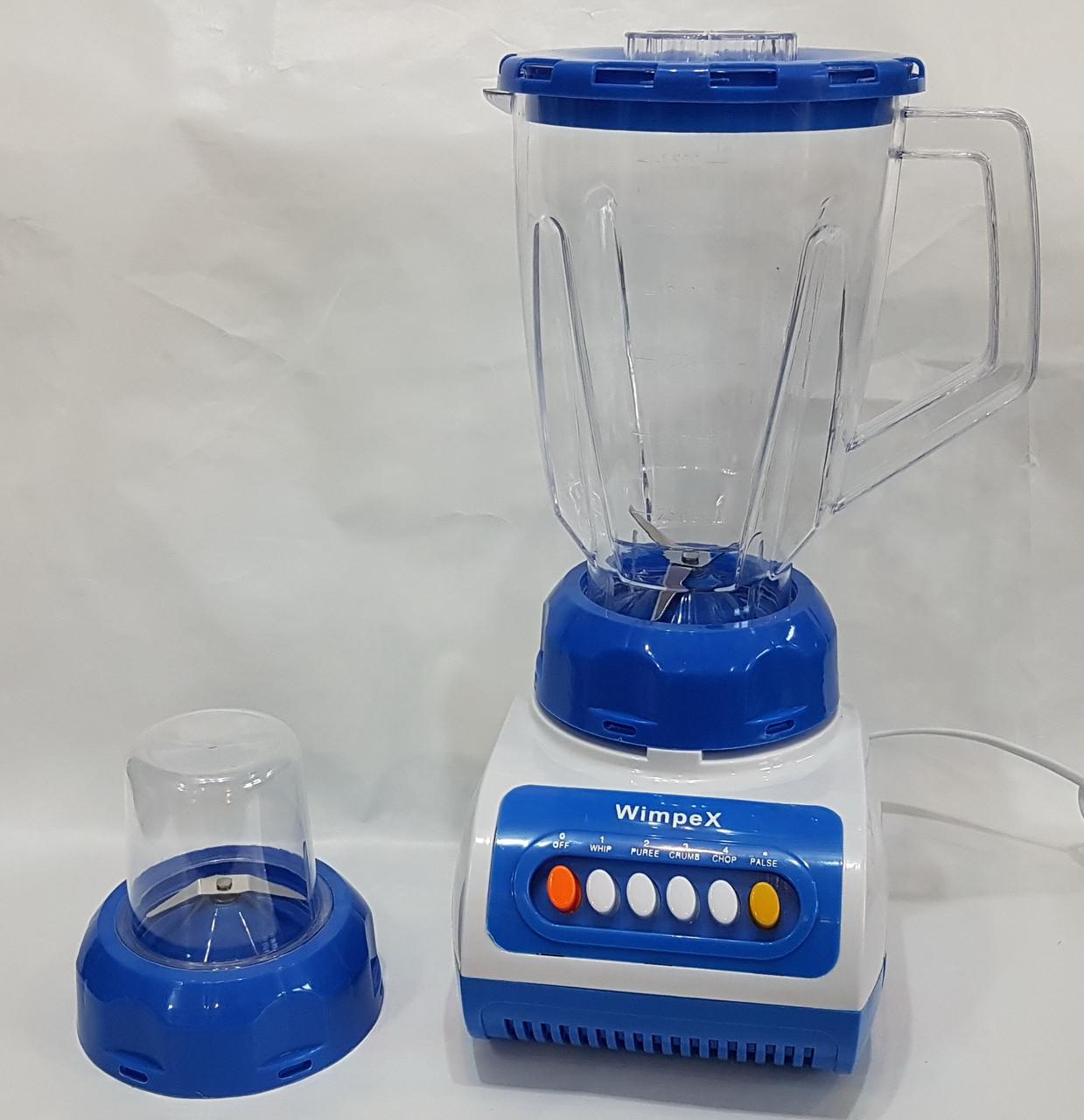 Блендер с кофемолкой, 4 скорости WimpeX WX-999