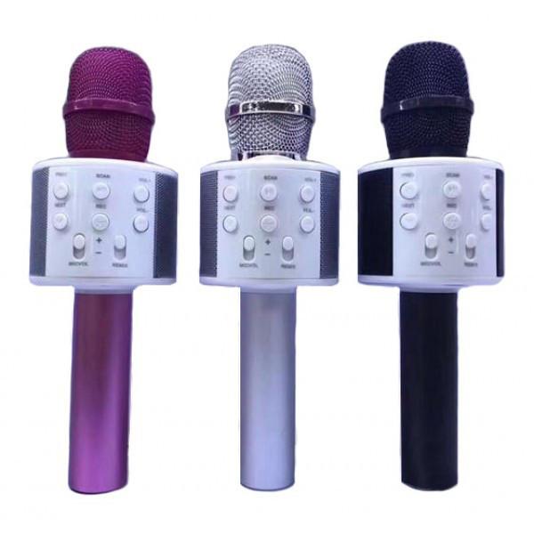Микрофон караоке Ws 858-1