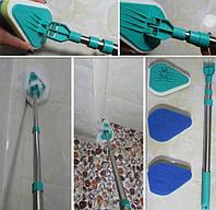 Универсальная чистящая щетка швабра Clean Reach., фото 1
