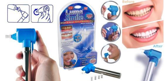 Набор для отбеливания зубов Luma Smile.