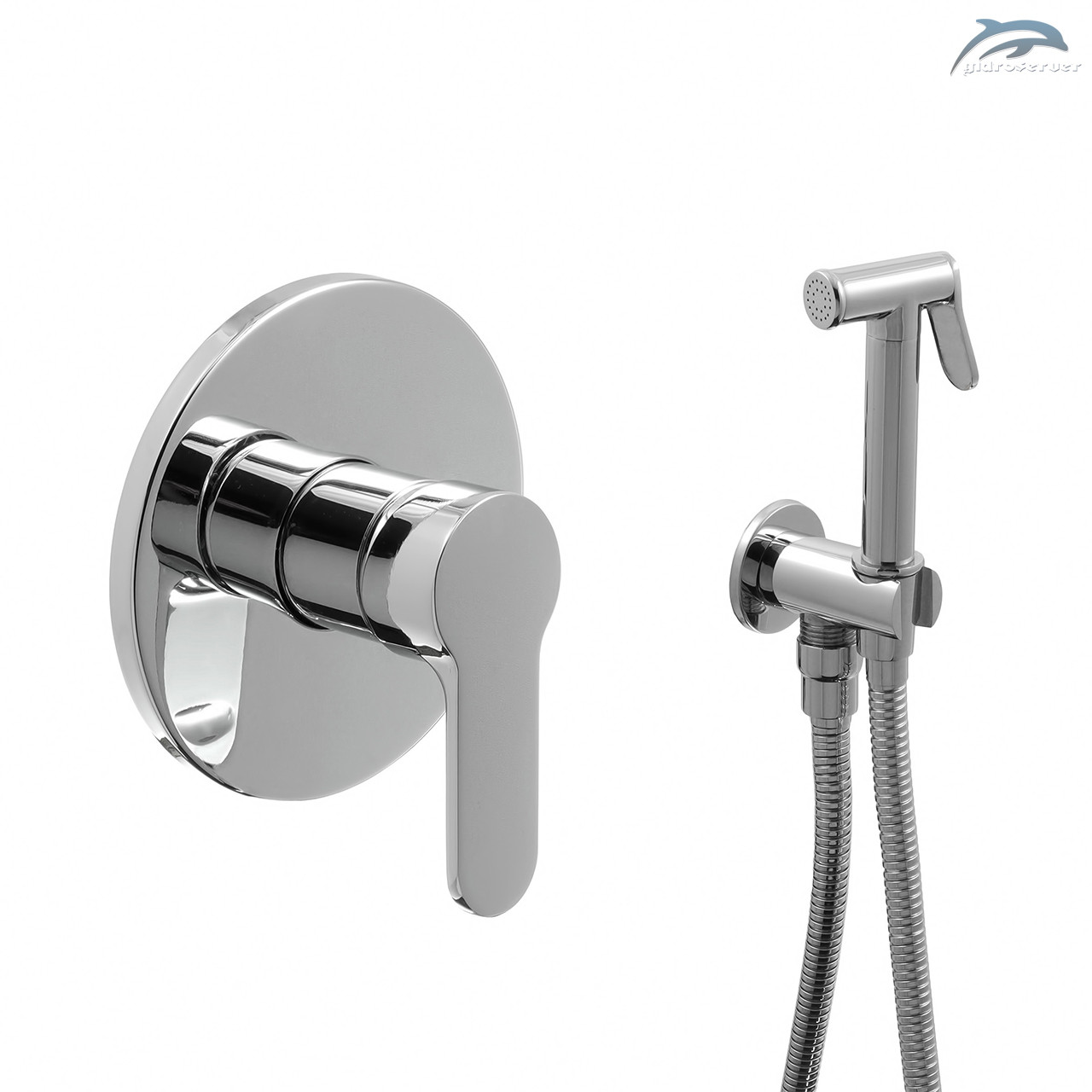 Гігієнічний душ прихованого монтажу SGD-05.