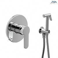 Гігієнічний душ прихованого монтажу SGD-05., фото 1