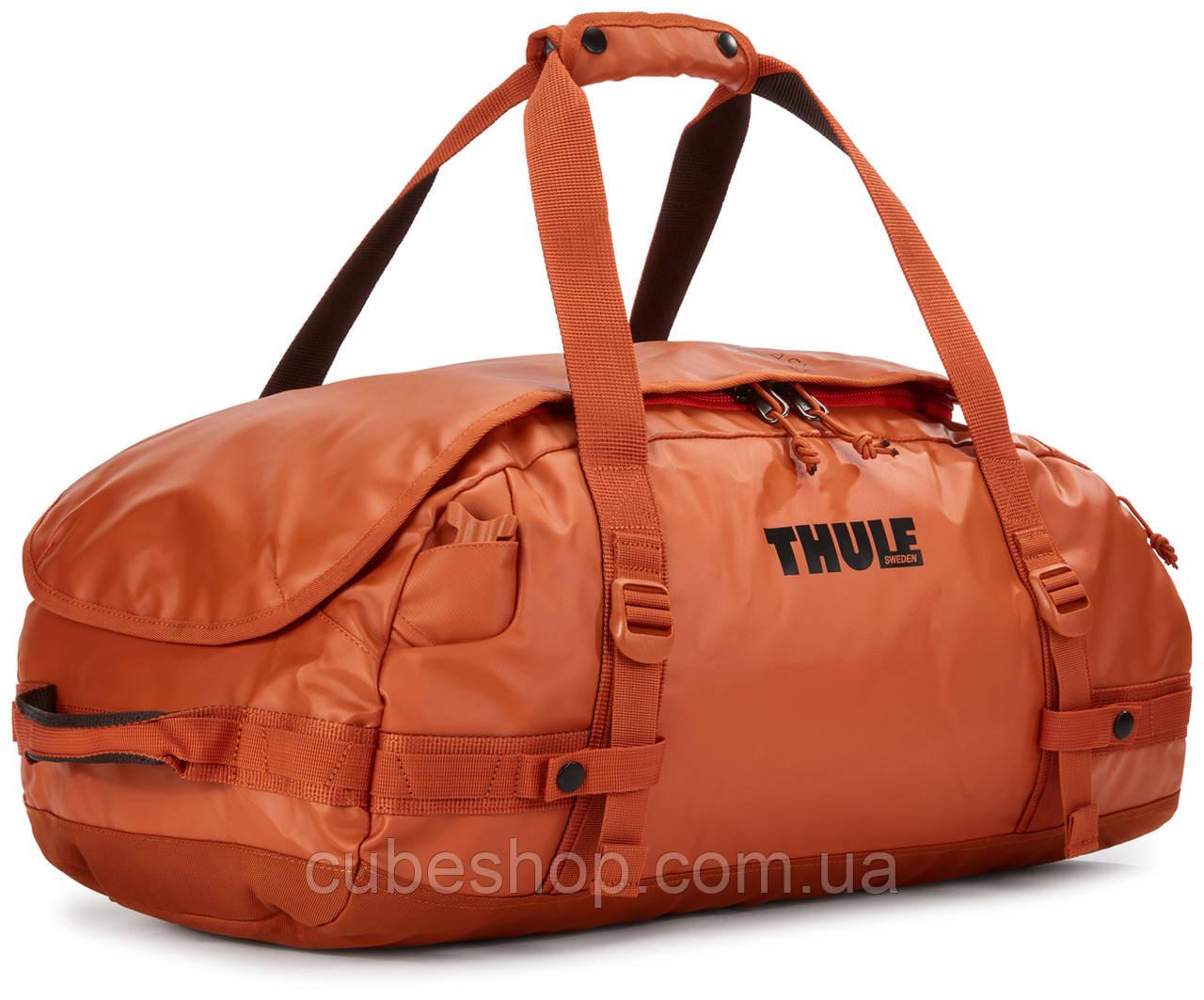 Спортивная сумка-рюкзак Thule Chasm 40L Autumnal (оранжевый)