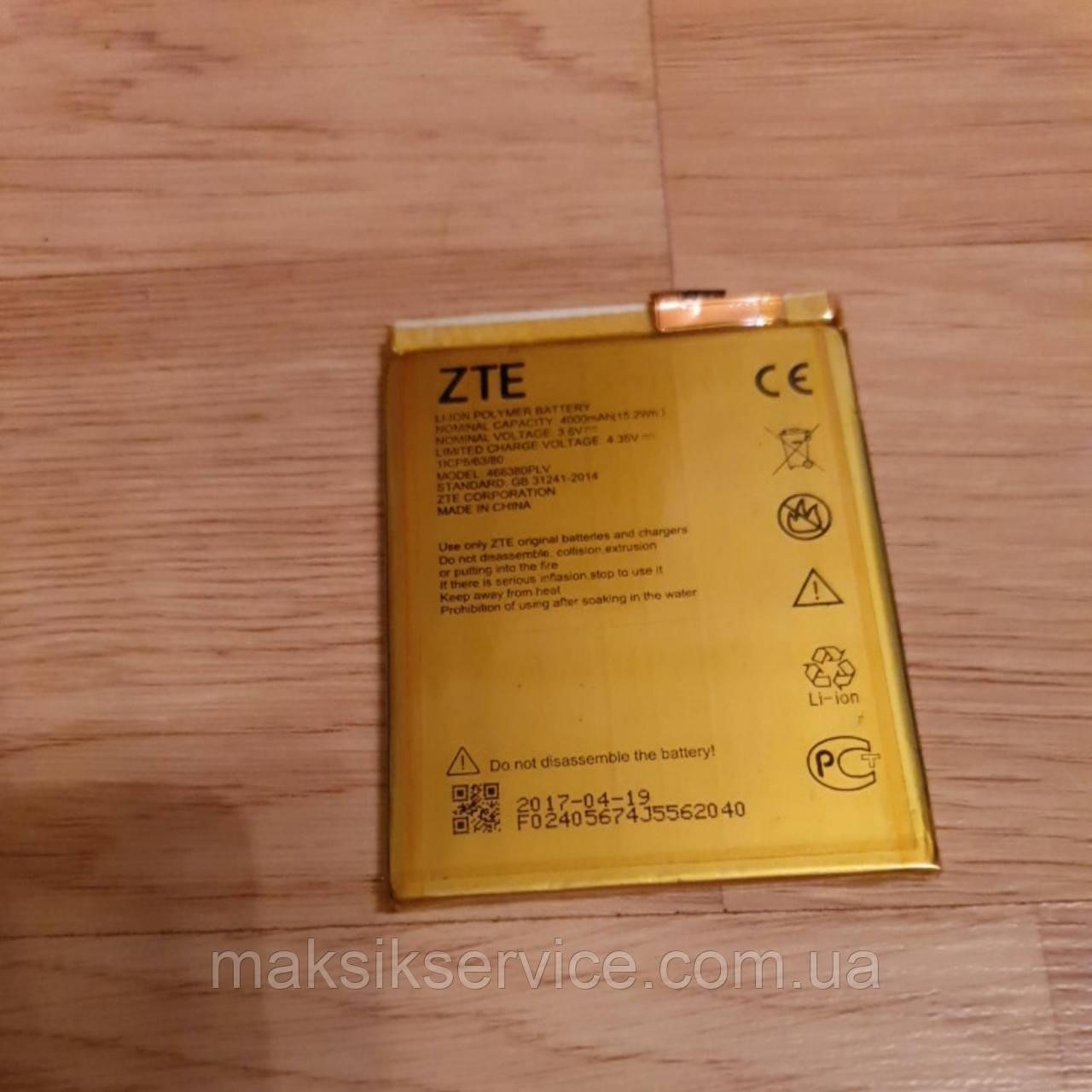 Аккумулятор ZTE 466380PLV ZTE Blade A610 (4000 mAh)