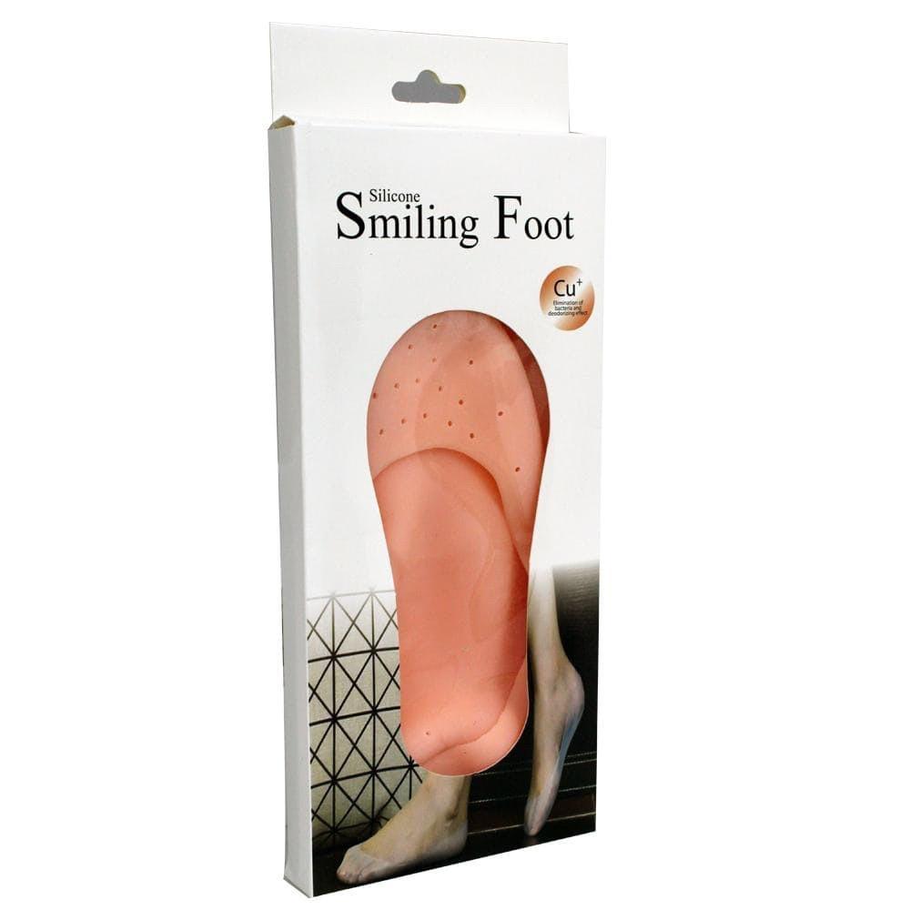 Силиконовые носочки Silicone Smiling Foot