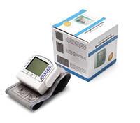 Цифровой тонометр на запястье Blood Pressure Monitor CK-102S  (в ящике 100 шт)., фото 1