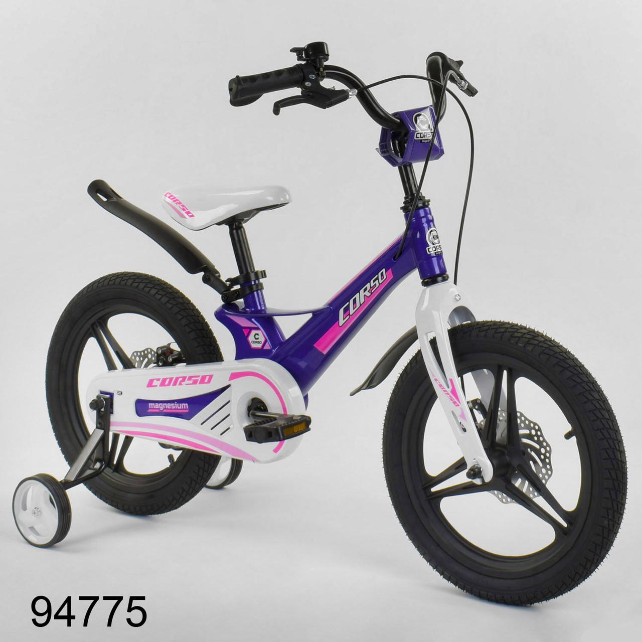 """Велосипед Corso Magnesium 16"""""""