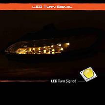 Ліва Daytime Running Light для Jeep Cherokee KL 2014-2018 Нові. 68157103AQ Джип Черокі (КЛ) LED, фото 3