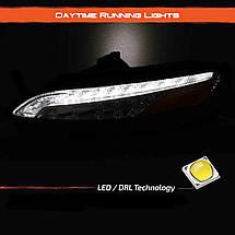 Ліва Daytime Running Light для Jeep Cherokee KL 2014-2018 Нові. 68157103AQ Джип Черокі (КЛ) LED, фото 2