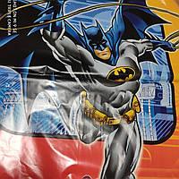 Фольгированный шар бэтмен квадратный 45*43 см.