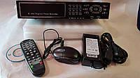 Регистратор DVR XKA-9208V, видеорегистратор 8-ми канальный hd dvr, видеорегистратор на 8 камеры, фото 1