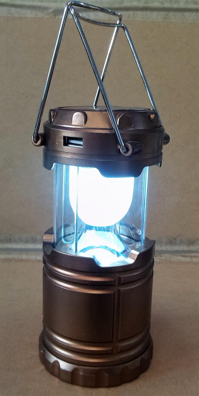 Светодиодный развижной фонарь