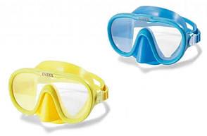 Маска для плавания Sea Scan Swim Masks, 2 вида, от 8 лет | Маска для дайвинга