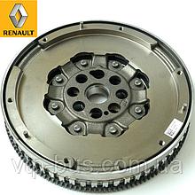 Двухмассовый маховик сцепления на Renault Trafic III 1.6dCi с 2014... Renault (оригинал) 123000636R