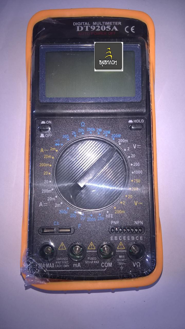 Мультиметр 9205-2й класс