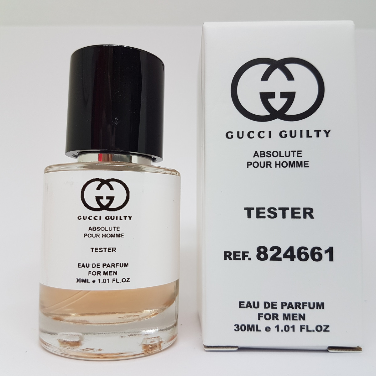 Gucci Guilty Absolute pour homme Масляный тестер 30 мл
