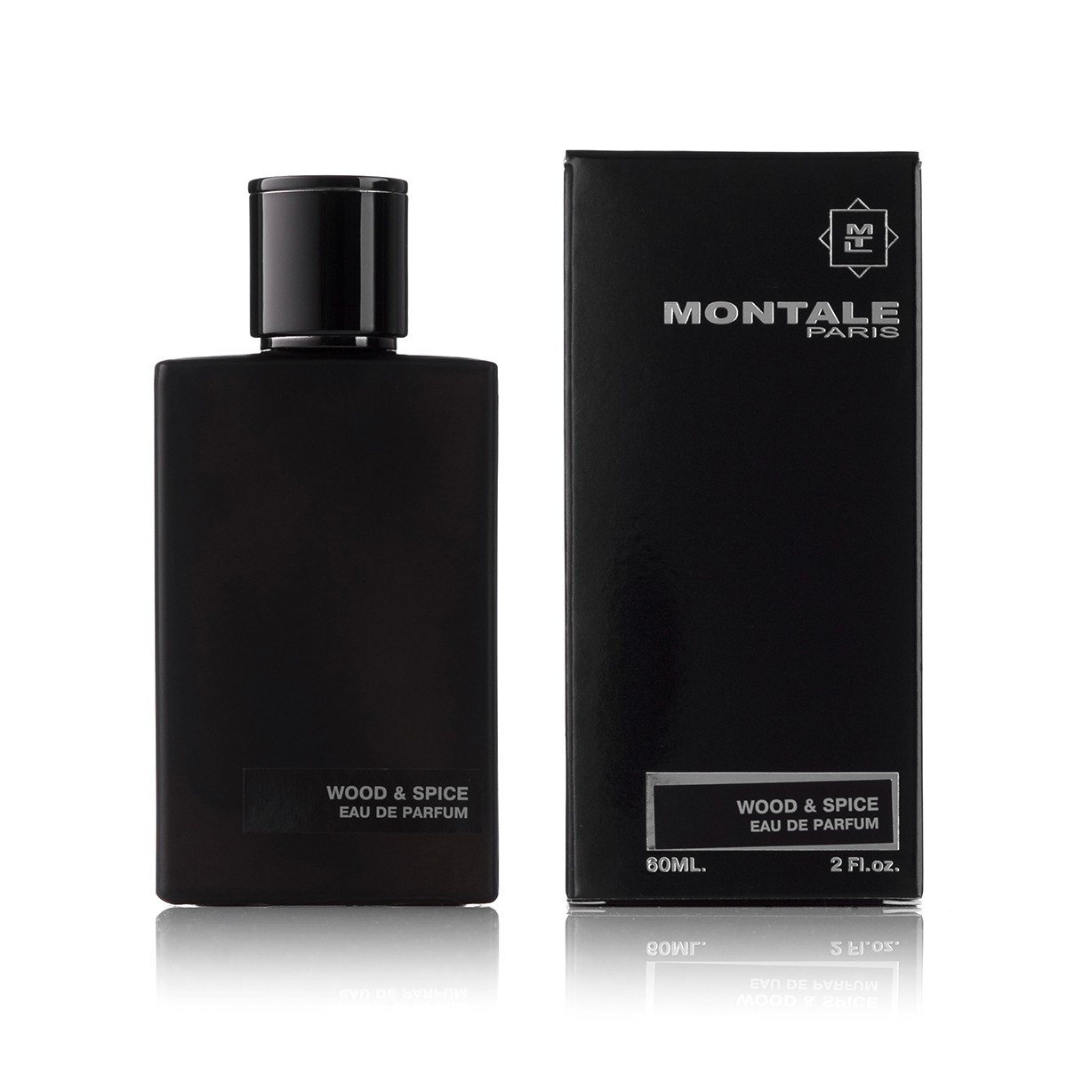 Montale Wood and Spices (Black) - Travel Spray 60ml