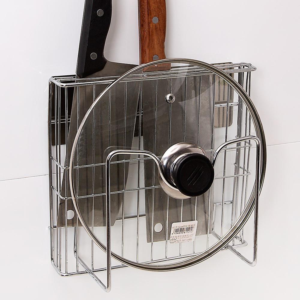 Органайзер для кухонных ножей Magic Flexible Sticker металлический.