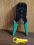 Клещи обжимные в блистере кримпер, фото 5