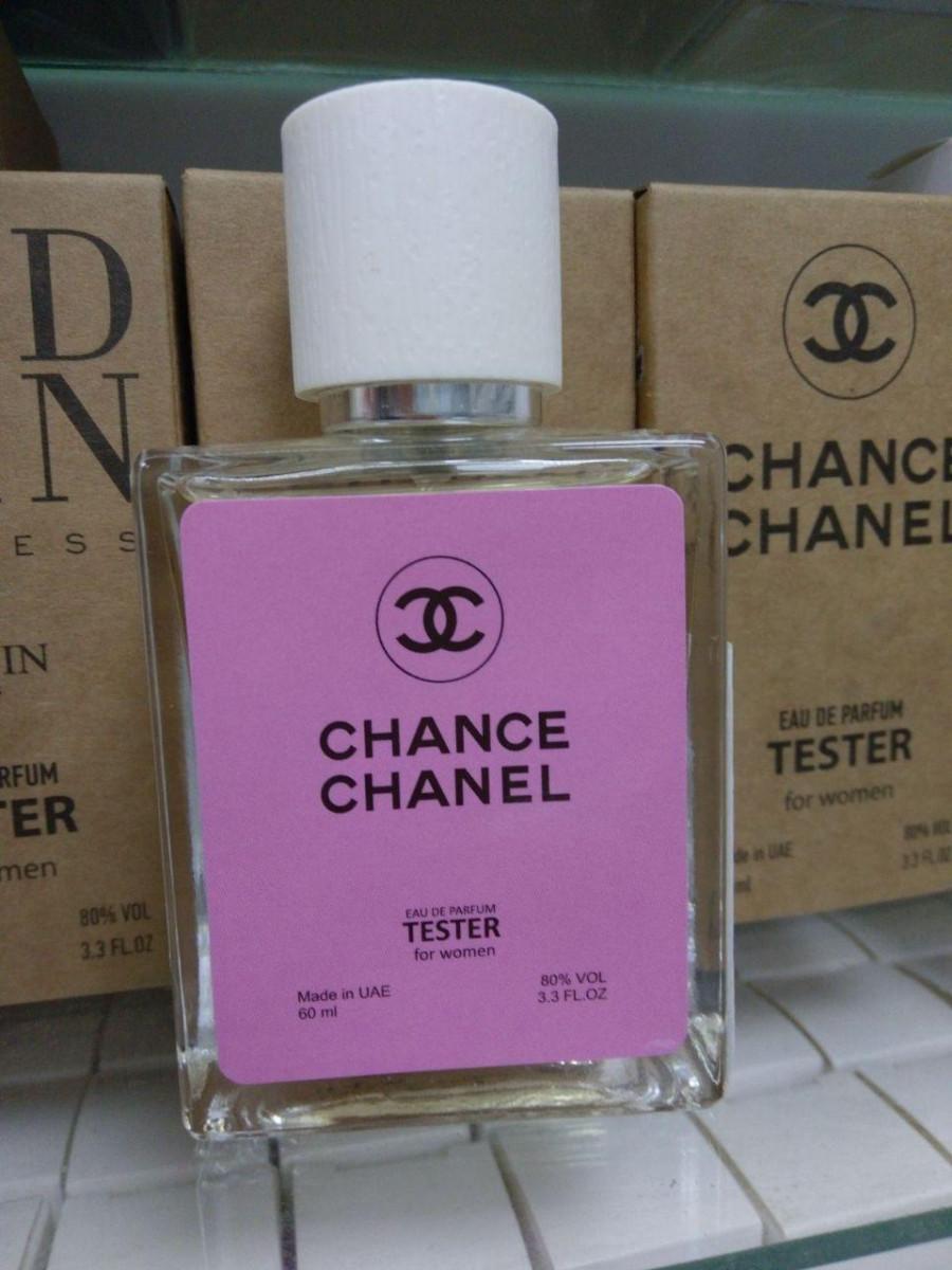 Chanel Chance - Quadro Tester 60ml