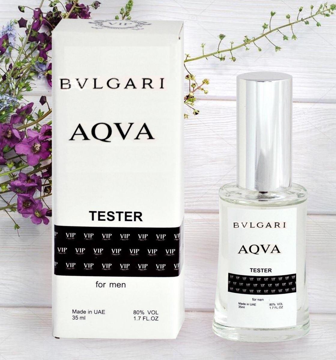 Bvlgari Aqva pour homme - Tester 35ml