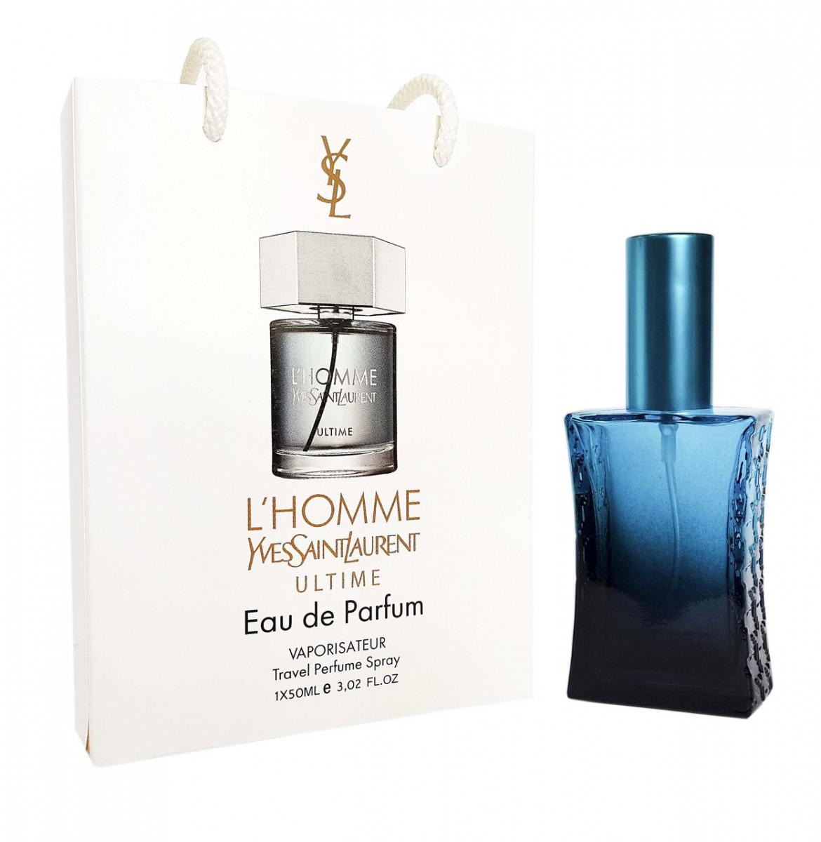 Yves Saint Laurent L`homme Ultime - Travel Perfume 50ml