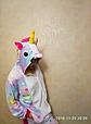 Пижама Кигуруми Единорог в звездочку (единорог со звездами, звездный единорог) L (на рост 168-178см), фото 10