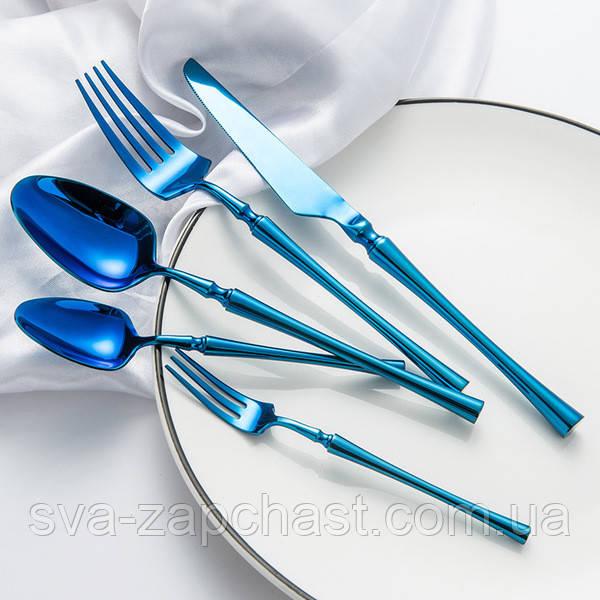 Ложка столовая Синяя