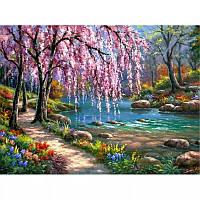 """Набір алмазної мозаїки """"Весна"""", фото 1"""