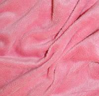 Плюш рожевий