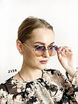 Сонцезахисні окуляри - лінза з переходом двох кольорів, фото 2