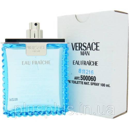 Туалетная вода Versace Man Eau Fraiche для мужчин  - edt 100 ml tester