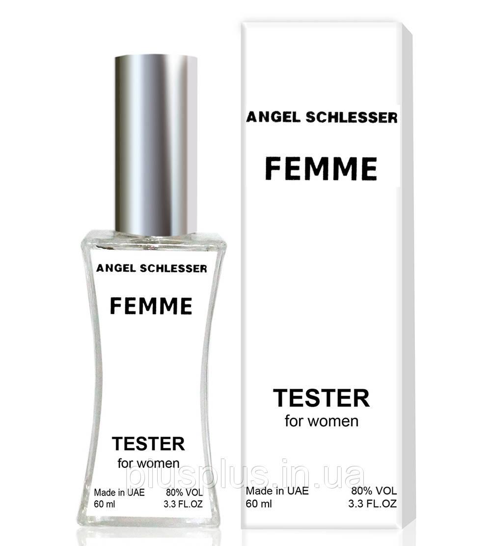 Тестер Angel Schlesser Femme (edp 60ml)