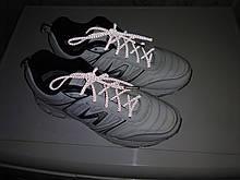 Светоотражающие шнурки Flickers (рефлективные)