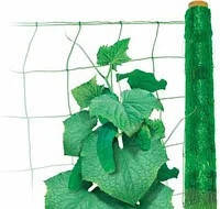 Сетка шпалерная для поддержкой растений 1,7х5м.