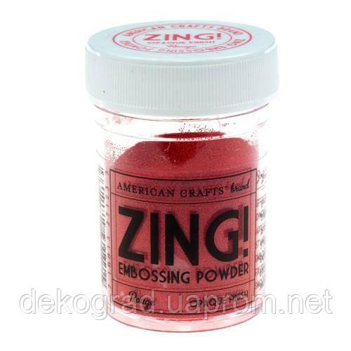 Пудра для эмбоссинга Rouge Zing! embossing powder,