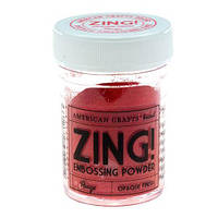 Пудра для эмбоссинга Rouge Zing! embossing powder,