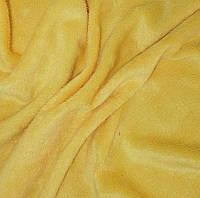 Плюш желтый