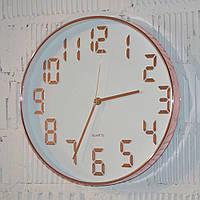 Настенные часы офисные (30 см.)